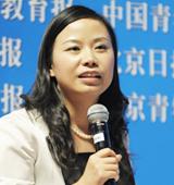 谢琴,新东方家庭教育研究与指导中心主任