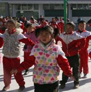 2011新东方希望小学教师支教行